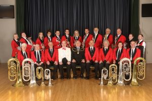 Lyme Regis Town Band 2016