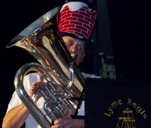 Christmas Concert: Chairman's solo