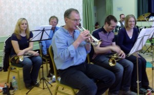 Cornet section